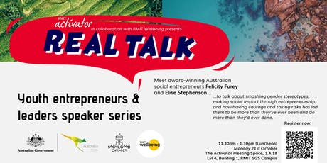 Youth Entrepreneurs & Leaders speaker series tickets