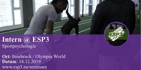 Modul 2 - Sportpsychologie Tickets
