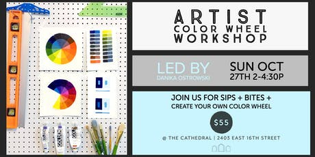 The Color Wheel & Beyond with Danika Ostrowski tickets