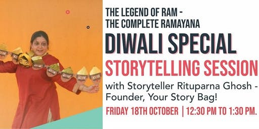 The Legend of Ram- Diwali Special Story Session