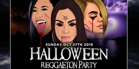 FREAKYTON- Halloween Reggaeton Party @ The GLOBE DTLA 18+ / FREE until 1030 tickets