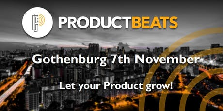 ProductBeats for Product People tickets