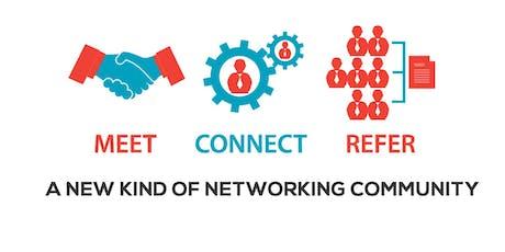 Meet Connect Refer - November 2019  tickets