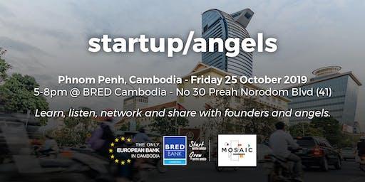 Startup&Angels Phnom Penh #7