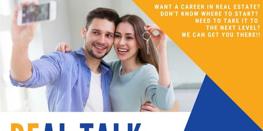 Real Estate Career Presentation and Hiring Event