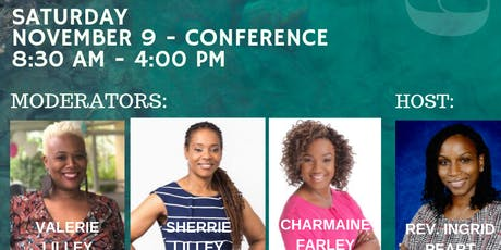 NTTCOG  Victorious Women Ministry Conference 2019 tickets