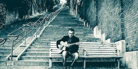 Lollo Meier [Legendary Dutch Gypsy Swing Guitar Master]   Hydro Majestic tickets