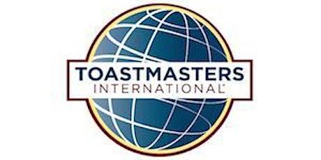 Carillon Toastmasters tickets