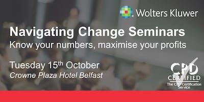 Wolters Kluwer Seminar - Belfast