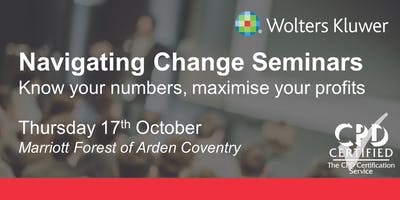 Wolters Kluwer Seminar - Coventry
