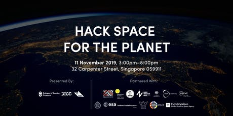 Hack Space for the Planet tickets