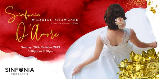 Sinfonia D'Amore Wedding Showcase at Victoria Concert Hall