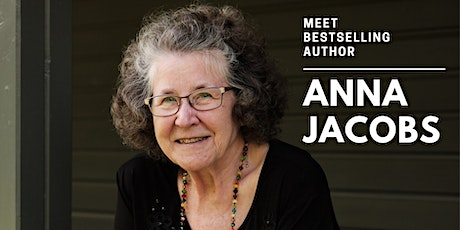Meet the Author - Anna Jacobs tickets