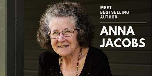 Meet the Author - Anna Jacobs