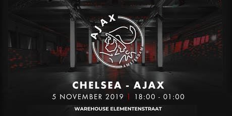 Chealsea - Ajax tickets