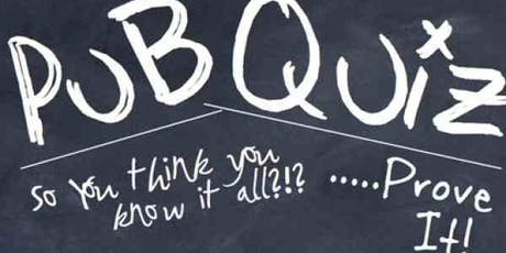 THE BEST PUB QUIZ AROUND tickets