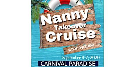 Nanny Cruise tickets
