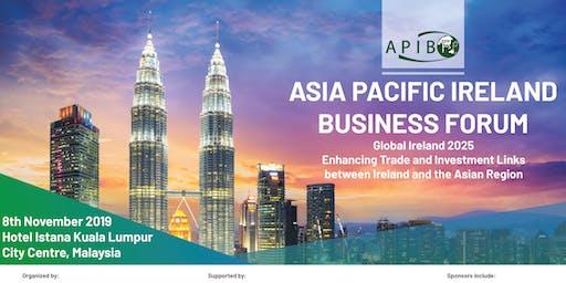 Asia Pacific Ireland Business Forum 2019