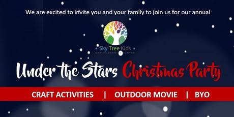 Under the Stars Christmas Party tickets