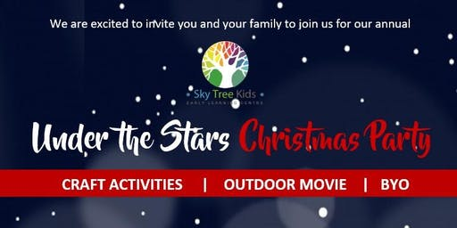Under the Stars Christmas Party