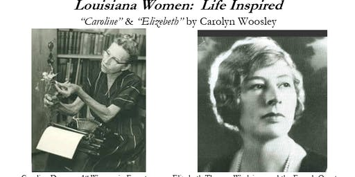 "Louisiana Women ""Life Inspired"""