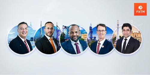 FXTM Forex Trading Seminar in Johannesburg, South Africa