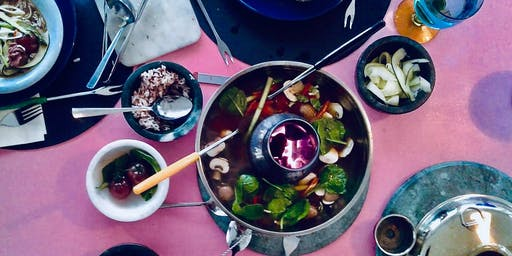 Workshop 'Bouillon Fondue'
