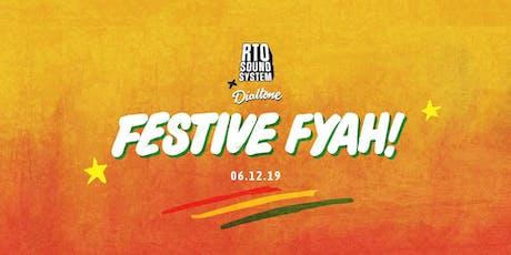 Festive Fyah! tickets