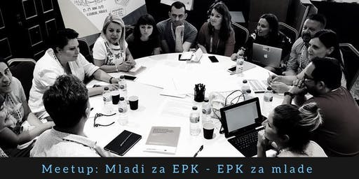 Meetup: Mladi za EPK - EPK za mlade