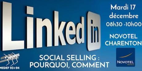 Social selling avec LinkedIn : pourquoi, comment ? billets