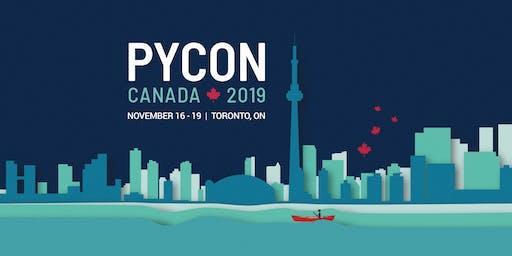 PyCon Canada 2019 Sprint Days