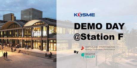 Demo day of Korean startups @Station F - 25/10/2019 tickets