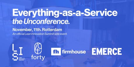 Everything-as-a-Service Unconference tickets