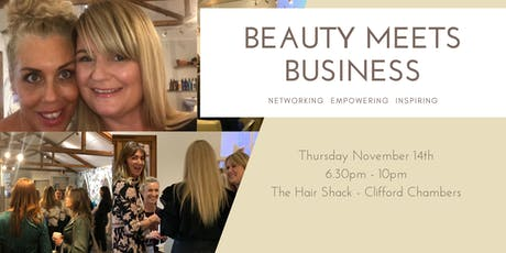 Beauty Meets Business November Edition tickets