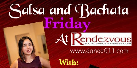 Salsa and Bachata Friday tickets