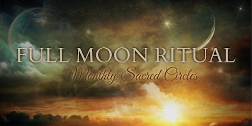 Aries Full Moon Ritual ~ Sacred Circle