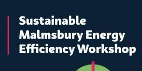 Sustainable Malmsbury Community Energy Efficiency Workshop tickets