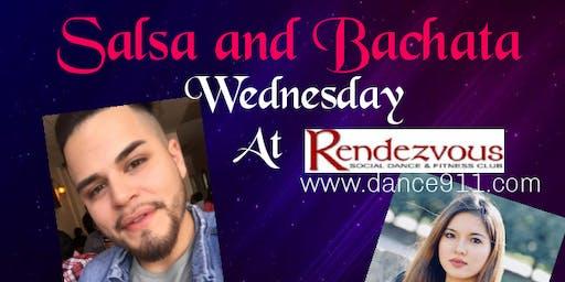 Salsa and Bachata Wednesday