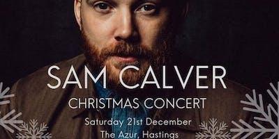 Sam Calver Christmas Party
