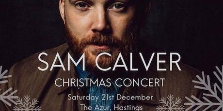 Sam Calver Christmas Party tickets
