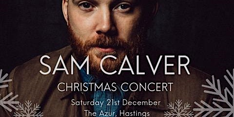 Sam Calver Christmas Party