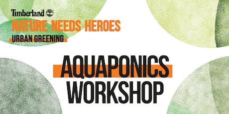 Building Aquaponics Systems Workshop tickets