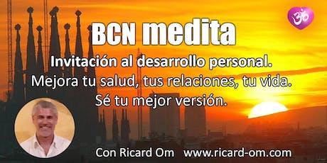 BCN medita tickets
