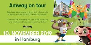 AMWAY ON TOUR - Hamburg, 10. November 2019