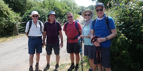 St Richard's Hospice Worcestershire Way Walk 2020 tickets