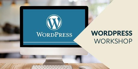 Build Your Own WordPress Website Workshop tickets