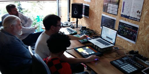 Introduction to DJ based music production with Ableton live