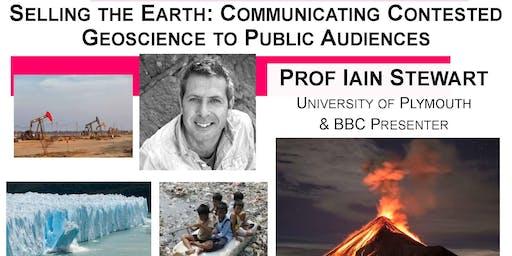 SEGG Inaugural Seminar - Professor Iain Stewart