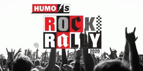 Humo's Rock Rally tickets