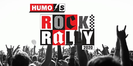 Humo's Rock Rally tickets